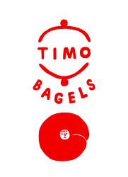 timo bagelsのロゴ